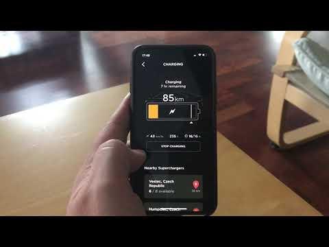 #63 Tesla Mobile App Xko | Teslacek