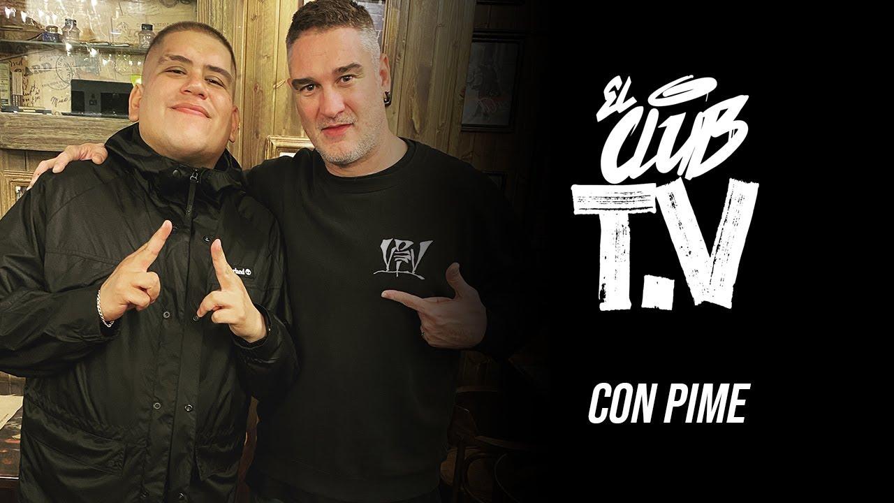 Como conoció Pime a Kase O / El Club TV #CLIPS