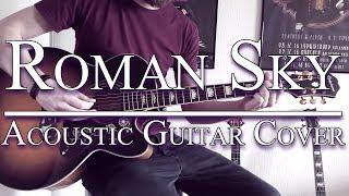 A7xnewstv - Roman Sky Acoustic Guitar Cover / Avenged Sevenfold