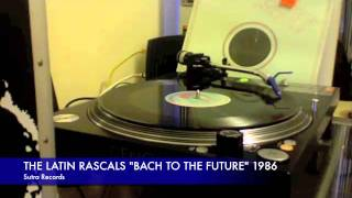 "THE LATIN RASCALS ""BACH TO THE FUTURE"" 1986"