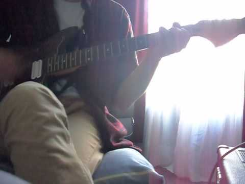 Tame Impala Alter Ego Guitar Cover Youtube