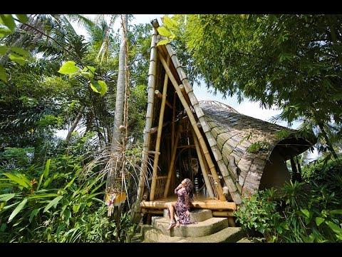 Sunrise Bamboo House Bali