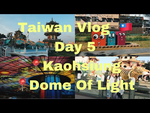 GOING TO KAOHSIUNG // Taiwan Vlog 5