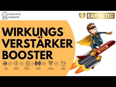 EARNETIC - Wirkungsverstärker - Modern Chill Out