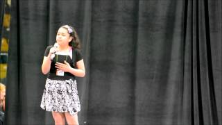 How Do I Live by LeAnn Rimes (Rise to Fame 2012) by 10 yr-old Sierra