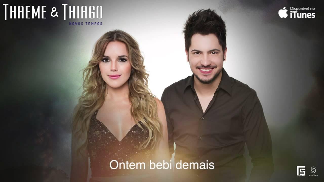 THIAGO E MUSICA PARA CAFAJESTE DA THAEME BAIXAR