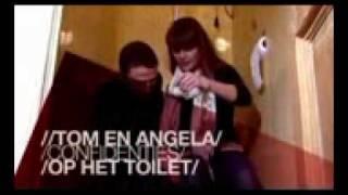 Angela Schijf & Tom van Landuyt intervieuw op eigen w.c. .mp4