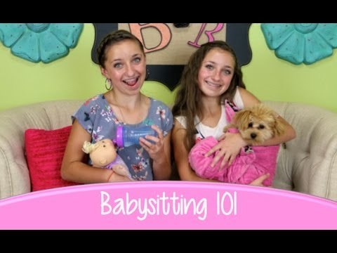 Babysitting 101 | Tips and Guidelines for Beginners