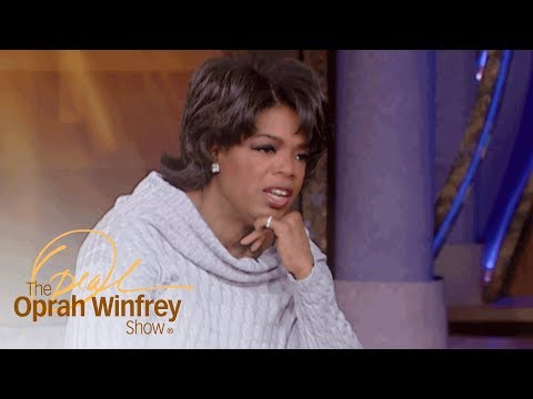 "Oprah: ""Each Person Is Responsible for Their Own Life"" 