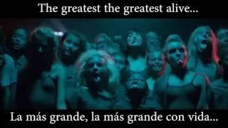 Sia - The Greatest / (Lyric y traducción)