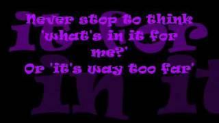 Find out who your friends are - Tracy Lawrence - Lyrics