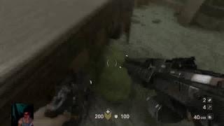 Wolfenstein 2 getting the uvercommando blacklist stream