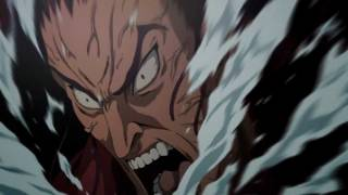 Rage Lu Bu's last stand in the anime Souten Kouro.