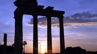 ТУРЦИЯ: Чай и сладости - 4. АНАМУР - ИЗМИР(Крепость Мамуре была основана во времена Римской империи. Ее активно использовали в византийский период..., 2014-12-08T20:58:57.000Z)
