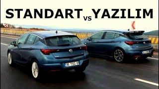 DRAG - Yazılımlı vs Standart Astra ile kalkış yarışı