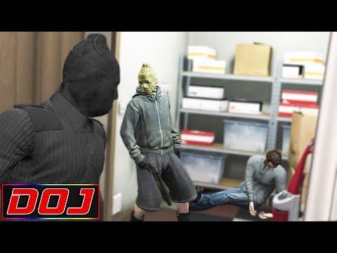 GTA 5 Roleplay - DOJ #65 - Ameteur Thiefs