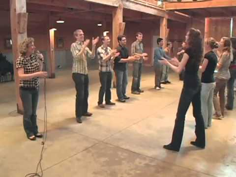 Barn Dance-Virginia Reel.mov