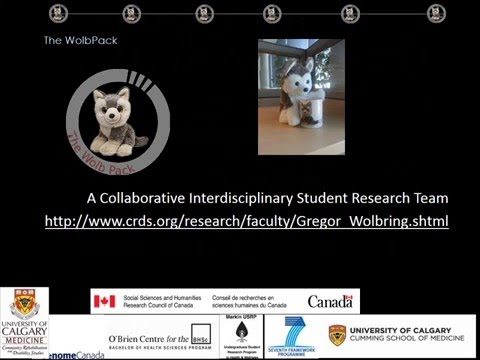 Disability studies and the future of disabled people - Prof. Dr. Gregor Wolbring, Ph.D. AUSN