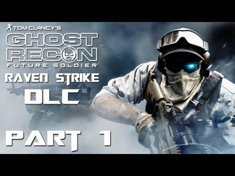 Ghost Recon Future Soldier Raven Strike DLC - Walkthrough - Secure Dawn 1/3