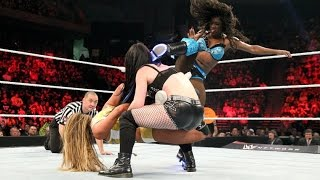 Paige vs. Nikki Bella vs. Naomi - Divas Championship Match: Elimination Chamber, May 31, 2015