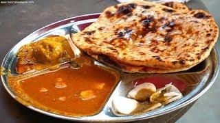 50 Rupay Ki Thali | Street Food Delhi with Nikunj Vasoya By Street Food & Travel TV India