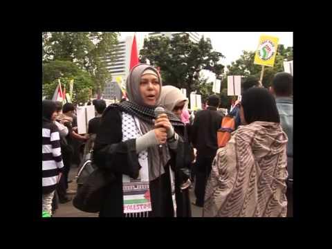 Syi'ah Indonesia -Yaum Al Quds 2014 Jakarta
