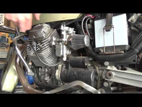 Moto Guzzi V35 To V65