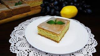 Всего несколько простых ингредиентов и вкусный пирог к чаю у вас уже на столе