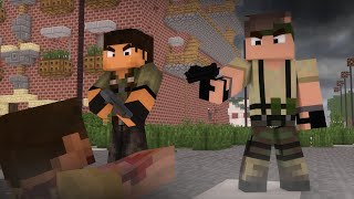 Minecraft - O MELHOR SERVIDOR DE DAYZ!