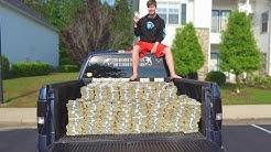 I Gave $500,000 To Random People