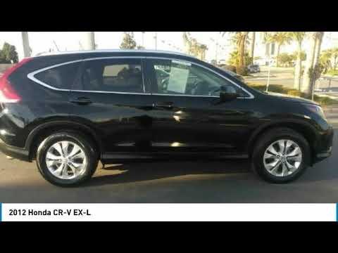 2012 Honda CR-V 2012 Honda CR-V EX-L FOR SALE in Bakersfield, CA A1299A