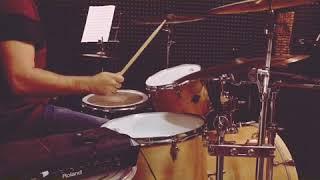 Разминка на барабанах в стиле Drum n Bass