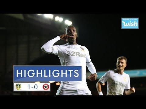 Highlights: Leeds United 1-0 Brentford | EFL Championship