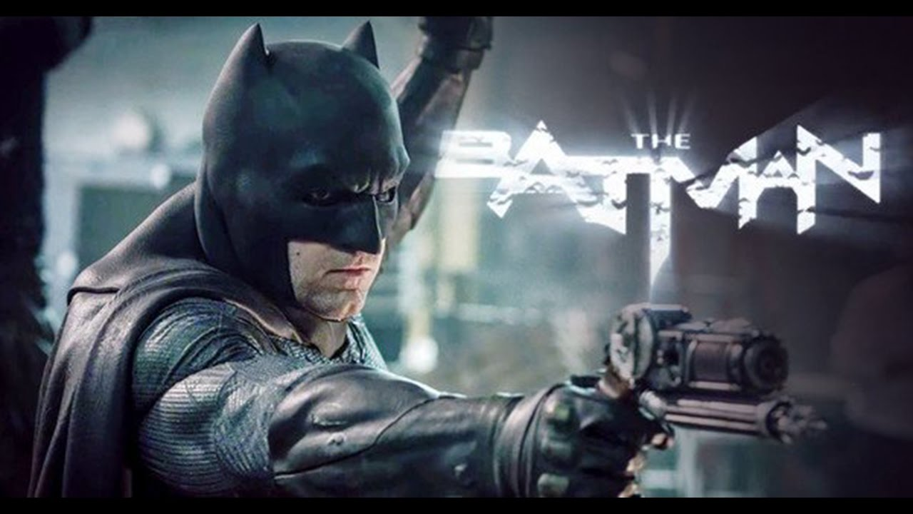 The Batman Official Trailer (2018) - Ben Affleck Superhero ...