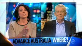 Video Malcolm Roberts on the Project talking about planning to ban Muslim immigration download MP3, 3GP, MP4, WEBM, AVI, FLV Oktober 2017