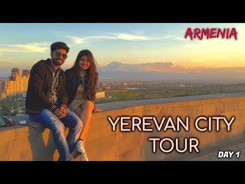 YEREVAN CITY TOUR - ARMENIA