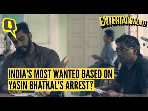 Is Arjun Kapoor's India's Most Wanted Based on Yasin Bhatkal's Arrest? Mp3