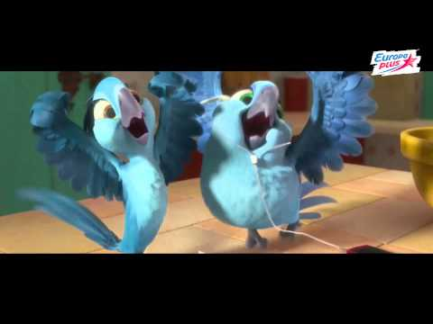 Мультфильм Рио (русский трейлер 2011)