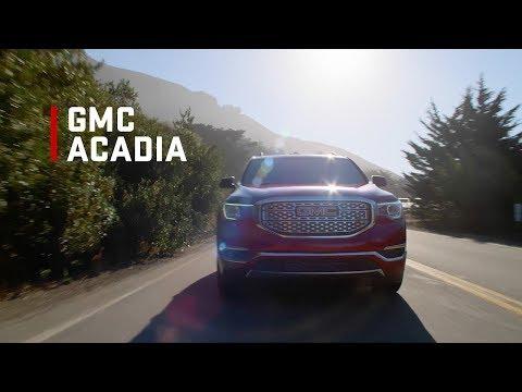 Acadia | Trim Lineup | GMC