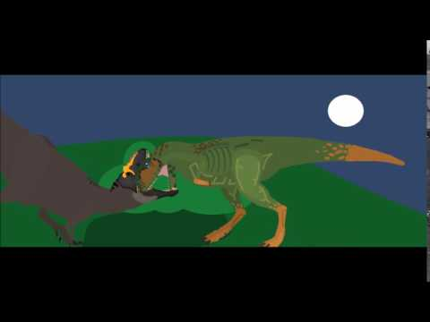 Carnotaurus vs Lythronax