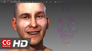 CGI 3D Showreel HD: Character Facial Rigging Reel by Souki