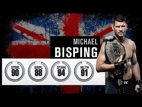 "EA UFC 3 Fighter Request - Michael ""The Champ Champ"" Bisping!"