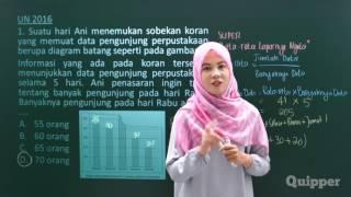 Gambar cover Quipper Video - Statistika dan Peluang - Persiapan UN Matematika SMP