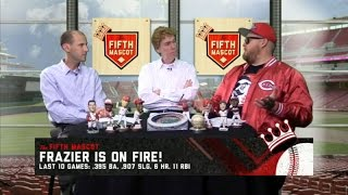 Should the Reds trade Todd Frazier? Fifth Mascot team discusses his future