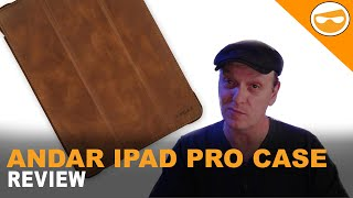 Andar Leather iPad Case Review