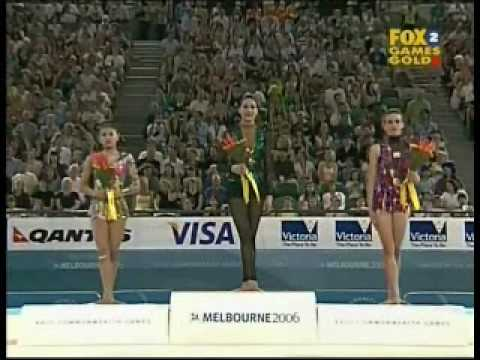 2006 Commonwealth Games Clubs Victory Ceremony
