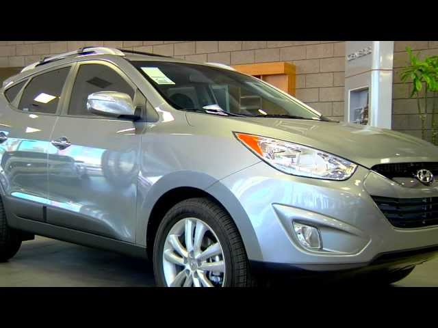 2012 Hyundai Tucson Review Hyundai Of Tempe Video Watch Now