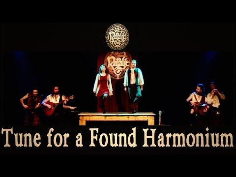Tune For A Found Harmonium or music for a found harmonium RAPALJE #celticmusic