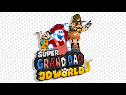 [Vinesauce] Super Grand Dad 3D World