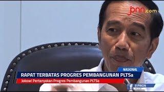 Jokowi Pertanyakan Progres Pembangunan PLTSa - JPNN.COM